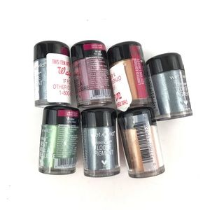 Wet N Wild Coloricon Pigment Limited Edition Lot 7
